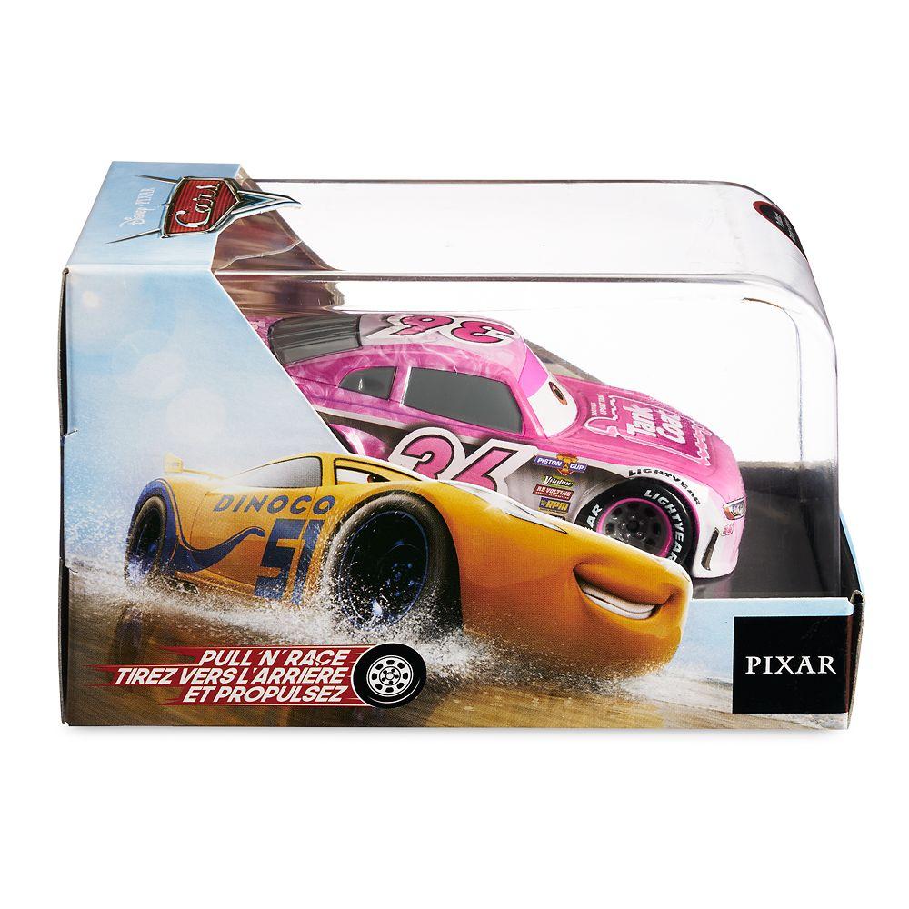Reb Meeker Pull 'N' Race Die Cast Car – Cars