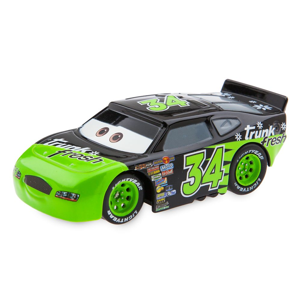 Dirkson D'Agostino Pull 'N' Race Die Cast Car – Cars