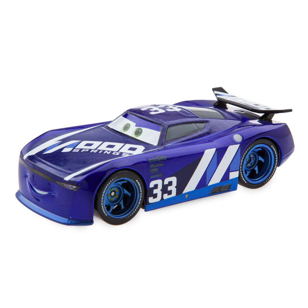 Ed Truncan Pull 'N' Race Die Cast Car – Cars