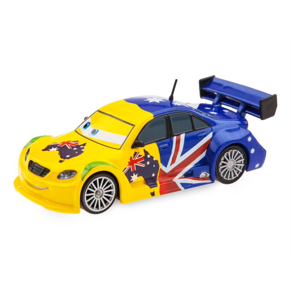 Frosty Pull 'N' Race Die Cast Car – Cars