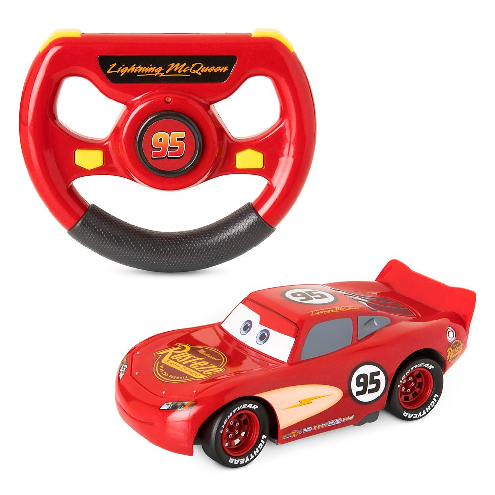 Lightning McQueen Remote Control Vehicle - Cars
