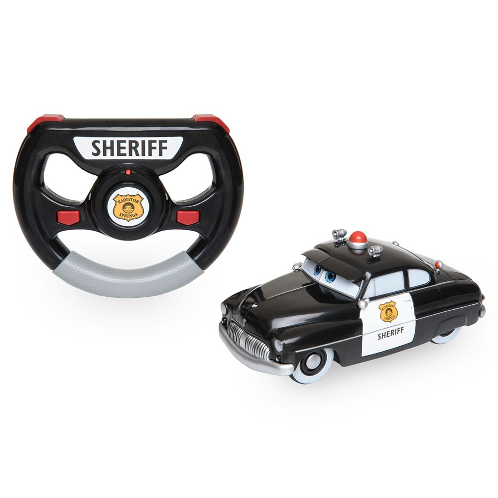 Remote Control Cars >> Sheriff Remote Control Vehicle Cars