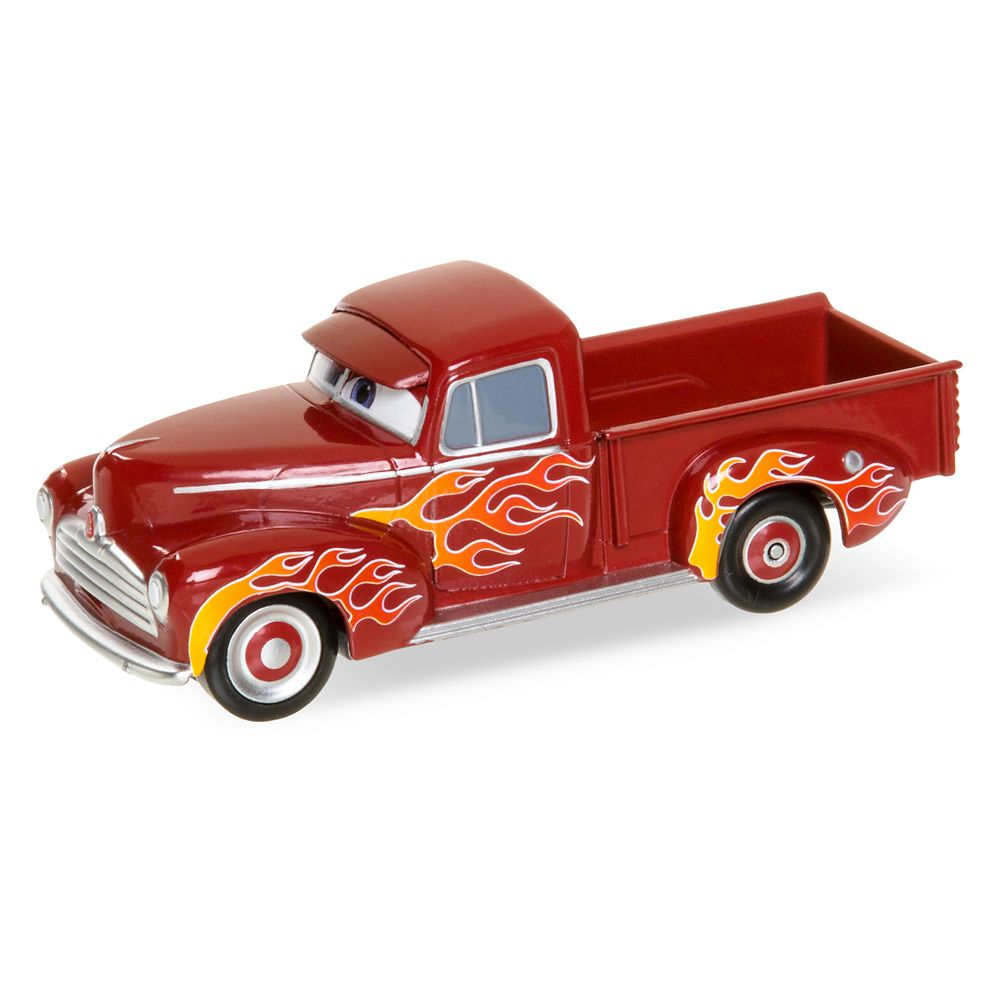 Smokey Pullback Die Cast Racer – Cars