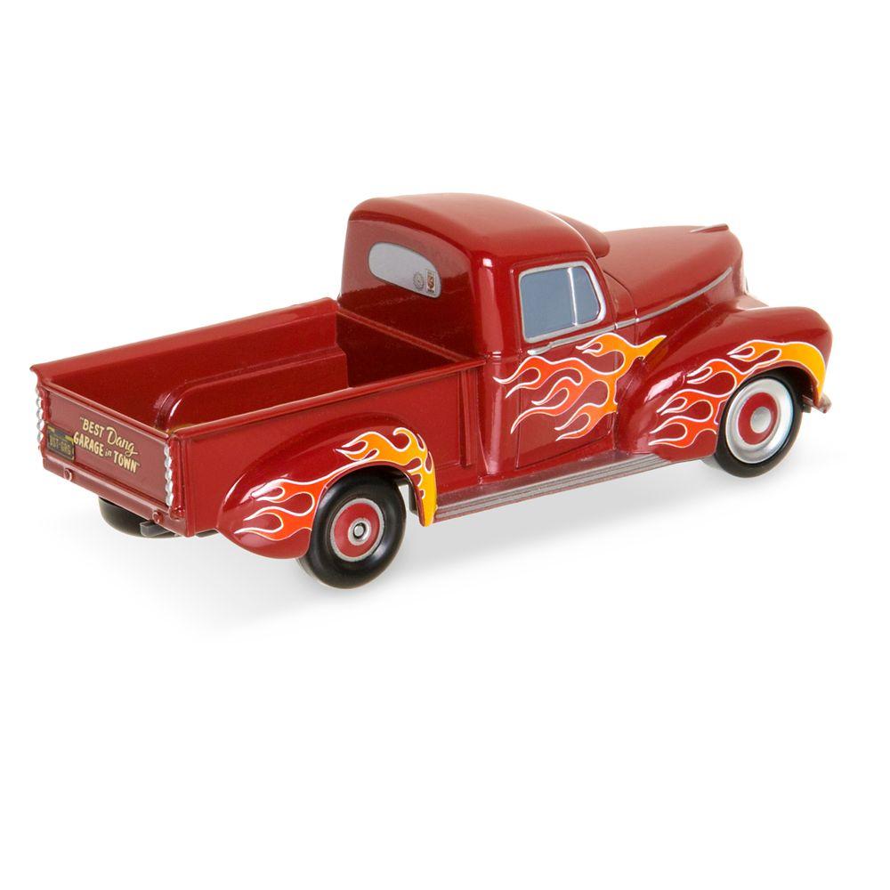 Smokey Pullback Die Cast Racer – Cars