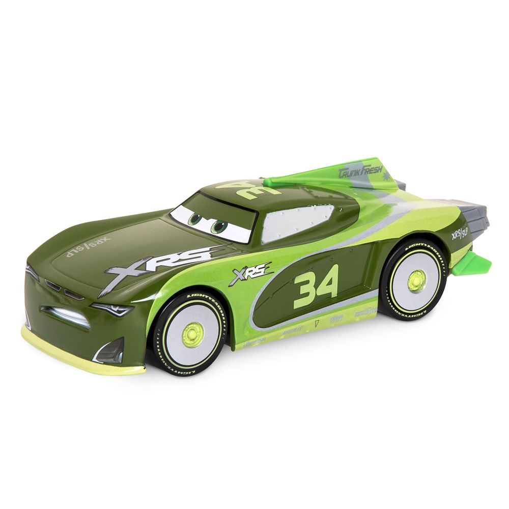 Steve ''Slick'' Lapage Rocket Racer Pull 'N' Race Die Cast Car - Cars