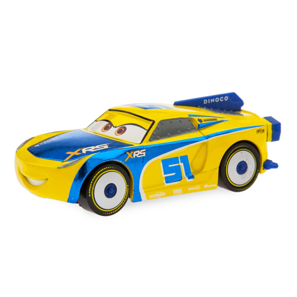 Cruz Ramirez Rocket Racer Pull 'N' Race Die Cast Car – Cars