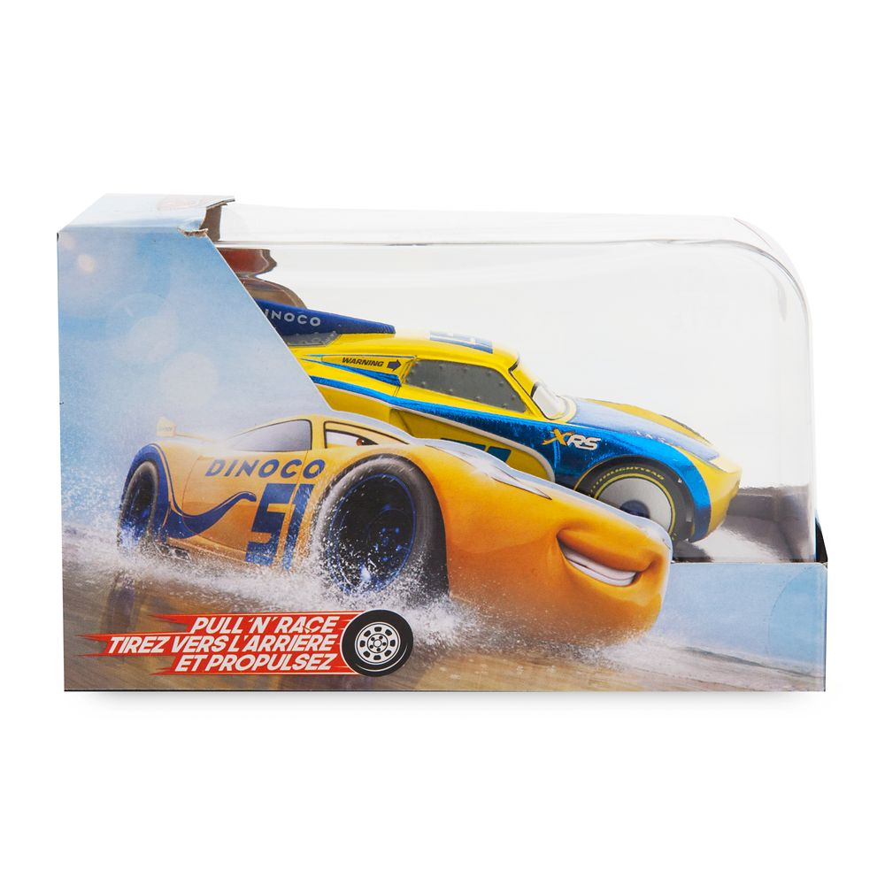 Cruz Ramirez Rocket Racer Pull N Race Die Cast Car Cars