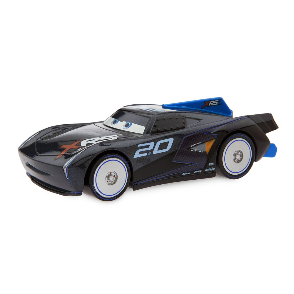 Jackson Storm Rocket Racer Pull 'N' Race Die Cast Car – Cars