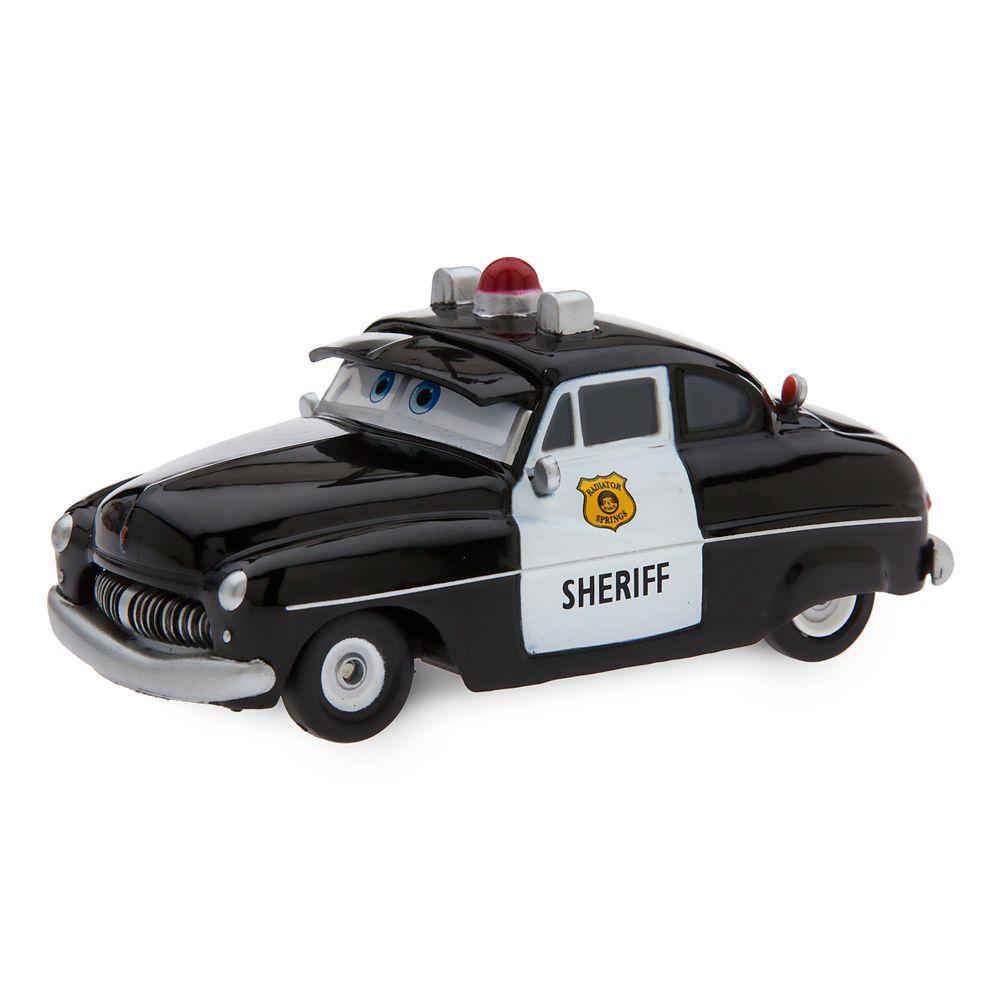 Sheriff Pull 'N' Race Die Cast Car – Cars