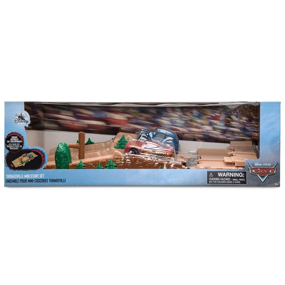 Cars Thomasville 500 Mini Stunt Set