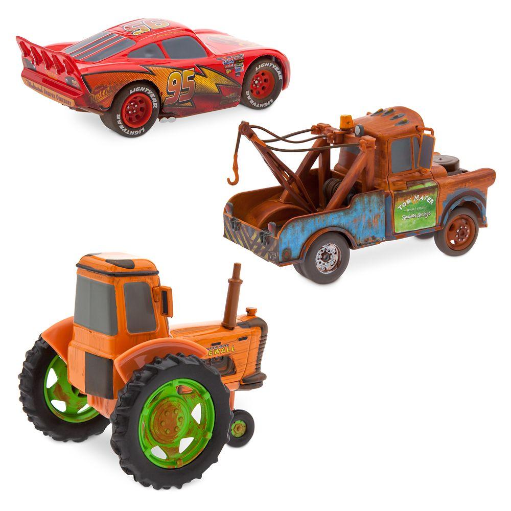 Radiator Springs Pull 'N' Race Die Cast Set – Cars