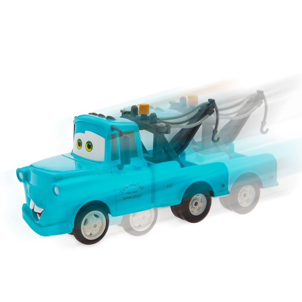 Tow Mater Pull 'N' Race Die Cast Car – Cars