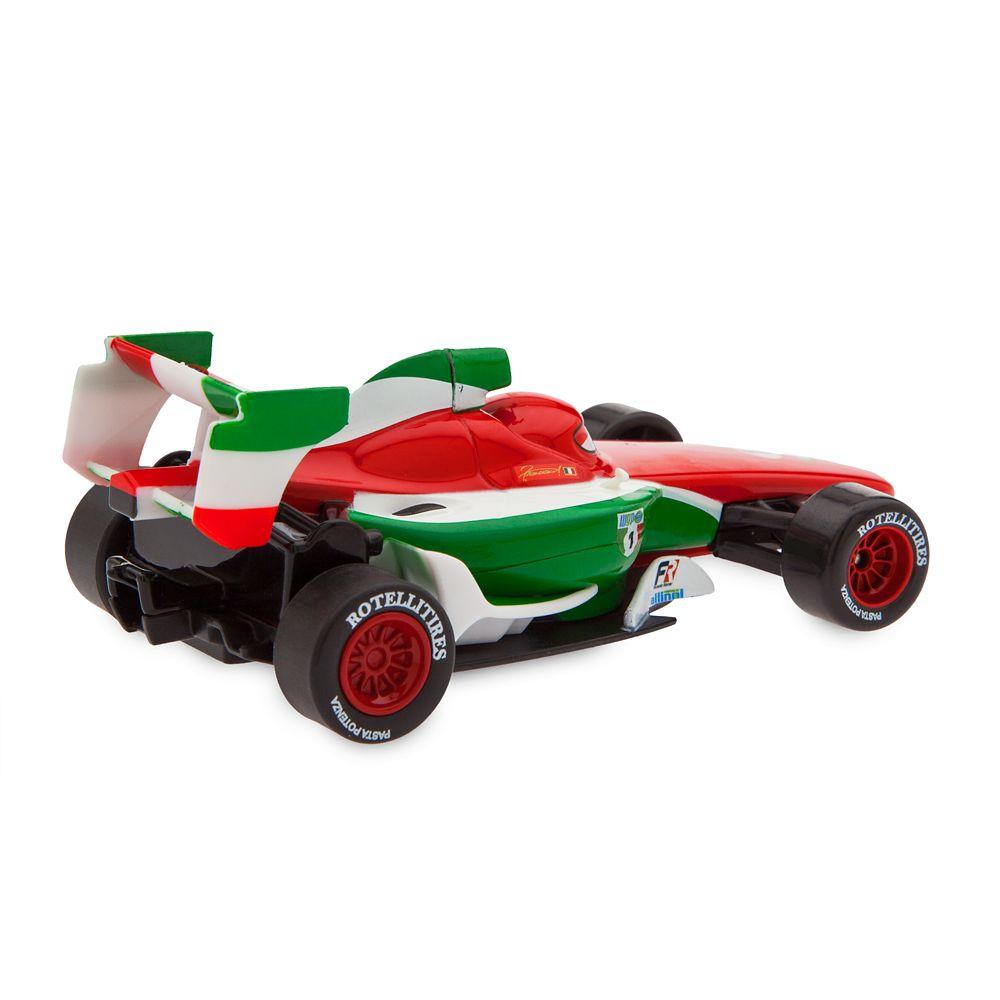 Francesco Bernoulli Pull 'N' Race Die Cast Car – Cars