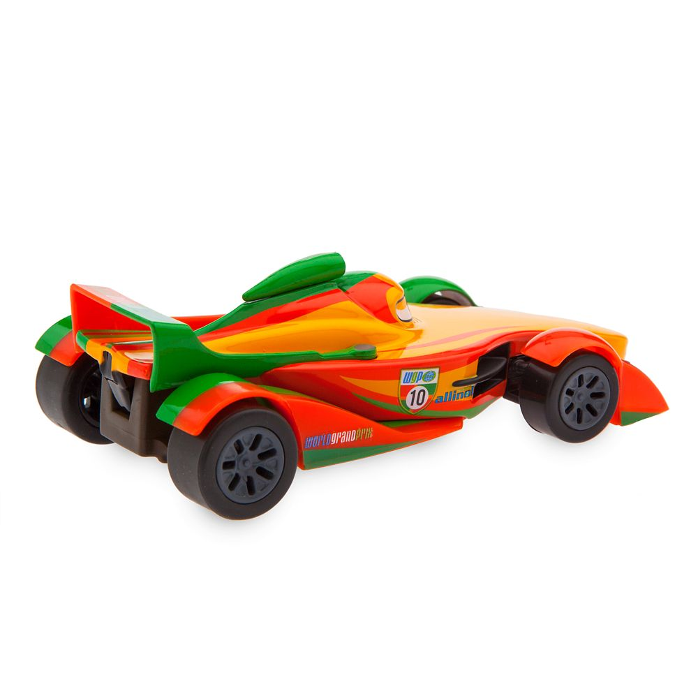 Rip Clutchgoneski Pull 'N' Race Die Cast Car – Cars