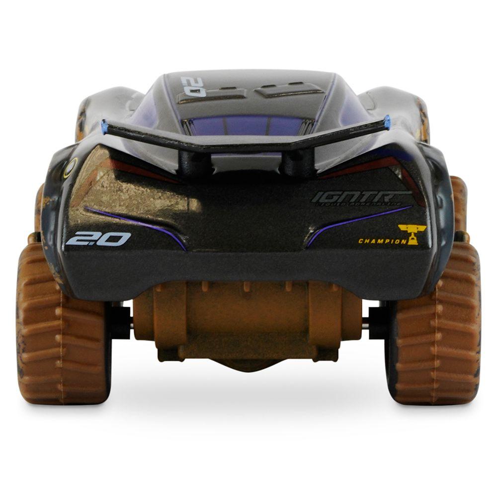 Jackson Storm Die Cast Pullback Mud Racer – Cars