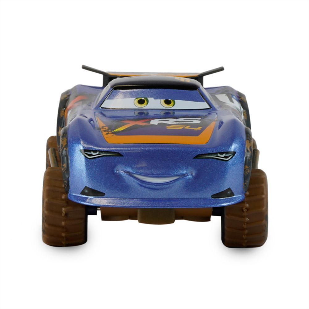 Barry DePedal Die Cast Pullback Mud Racer – Cars