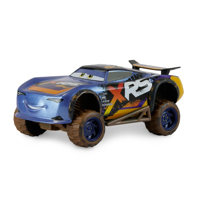 Barry DePedal Die Cast Pullback Mud Racer – Cars