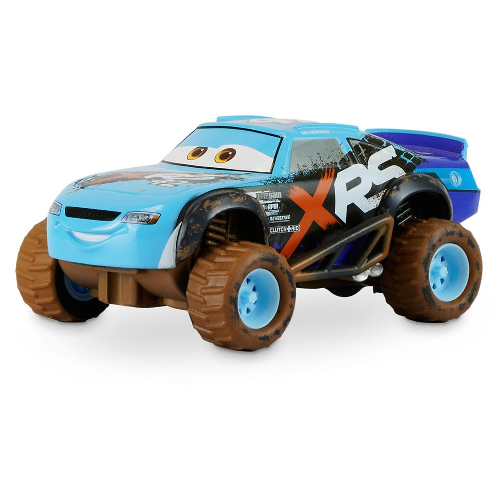 Cal Weathers Die Cast Pullback Mud Racer – Cars