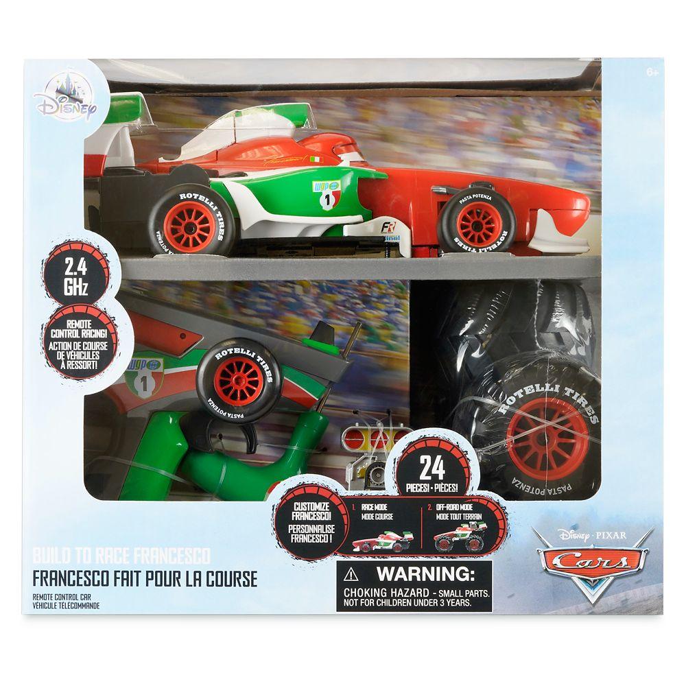 Francesco Bernoulli Built to Race Remote Control Vehicle – Cars