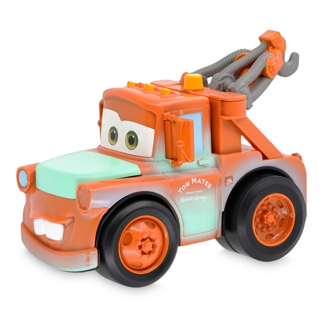 Mater Push and Go Toy Vehicle – Cars