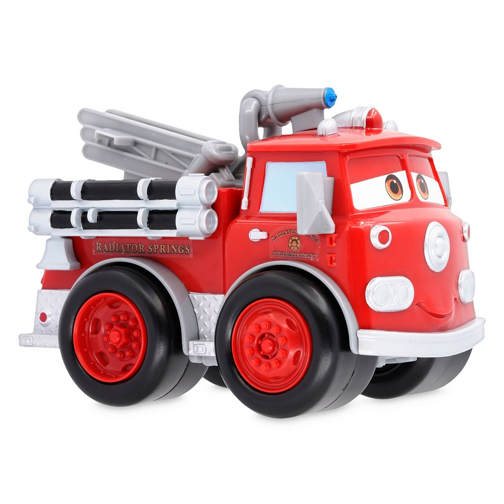 Red Fire Engine Bath Play Set  Cars Official shopDisney
