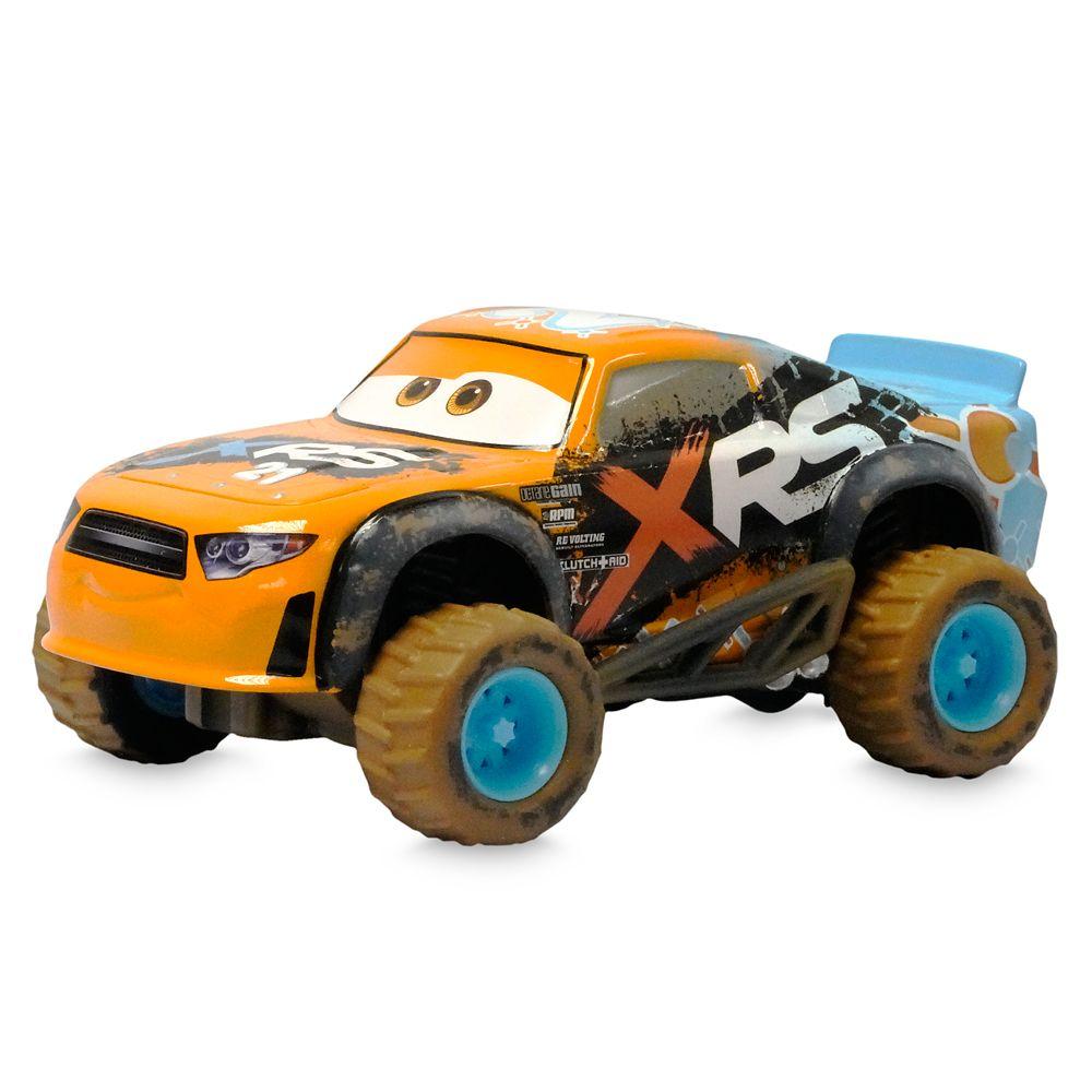 Speedy Comet Die Cast Pullback Mud Racer – Cars