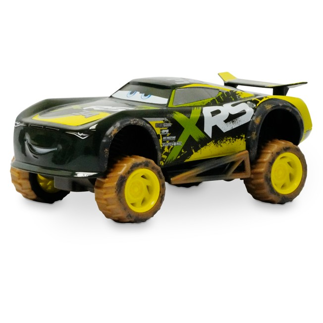 Steve ''Slick'' Lapage Die Cast Pullback Mud Racer – Cars