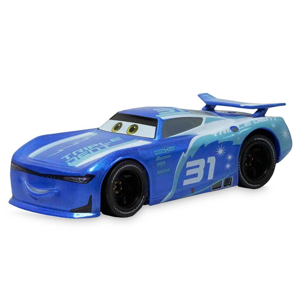 Cam Spinner Pullback Die Cast Racer – Cars