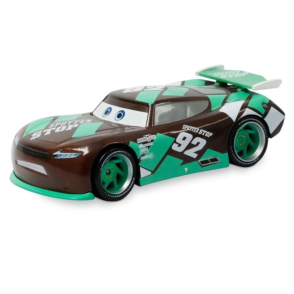 Sheldon Shifter Pullback Die Cast Racer – Cars