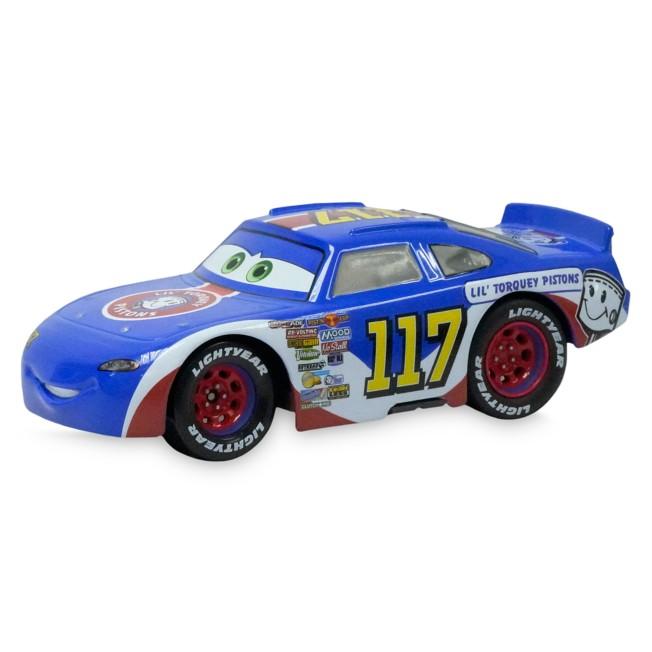 Ralph Carlow Pullback Die Cast Racer – Cars