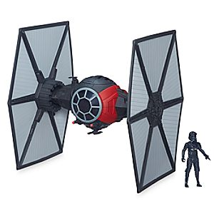 First Order Special Forces TIE Fighter Play Set - Star Wars: The Force Awakens 3061045461902P