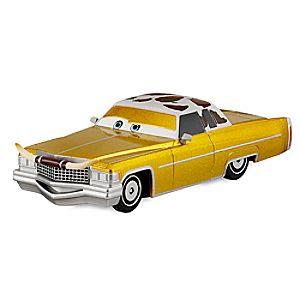 Tex Die Cast Car
