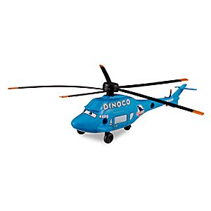 Dinoco Chopper Die Cast Vehicle
