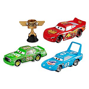 Cars Piston Cup Die Cast Set