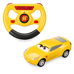 Cruz Ramirez Remote Control Vehicle - Cars 3