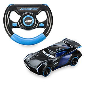 Disneystore Jackson Storm Remote Control Vehicle  -  Cars 3