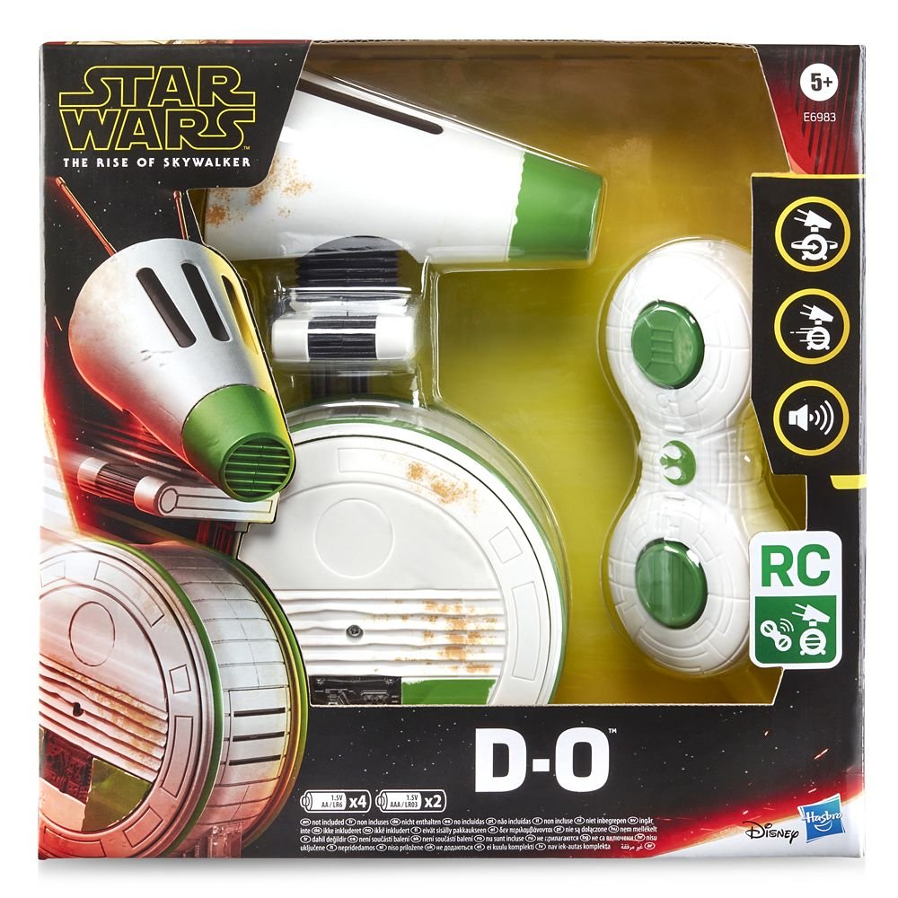 D-O Remote Control Droid by Hasbro – Star Wars: The Rise of Skywalker