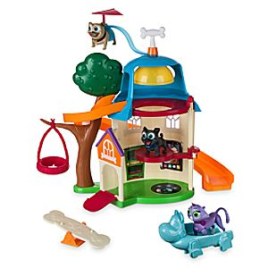 Puppy Dog Pals Ultimate Doghouse Playset with