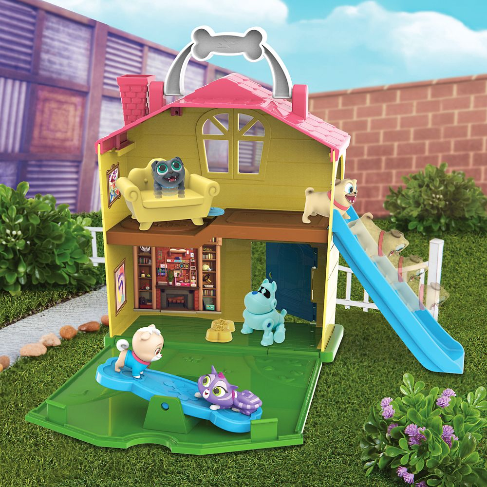 Puppy Dog Pals Stow n' Go Play Set