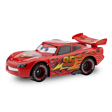 Lightning McQueen Die Cast Car