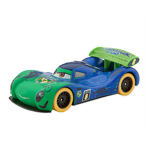 Carla Veloso Carnival Cup Die Cast Car - Chaser Series