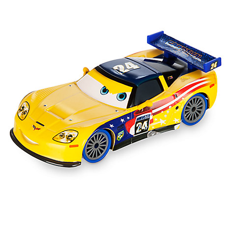 Jeff Gorvette Carnival Cup Die Cast Car - Chaser Series