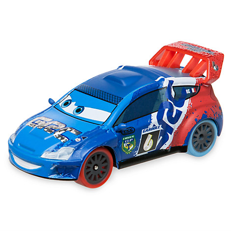 Raoul ÇaRoule Carnival Cup Die Cast Car - Chaser Series