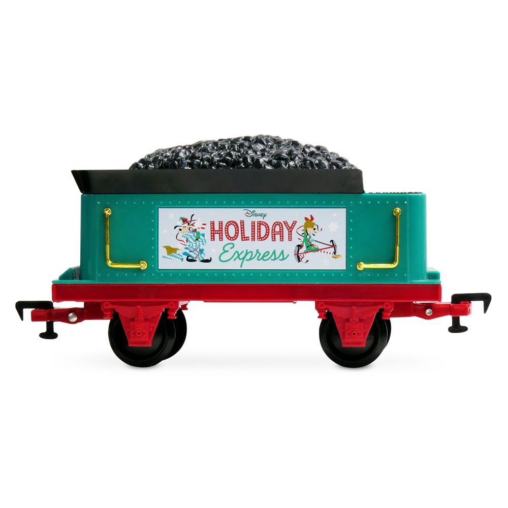 Mickey Mouse and Friends 2020 Holiday Train Set