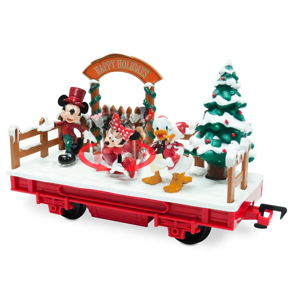 Mickey Mouse and Friends 2020 Holiday Train Set | shopDisney