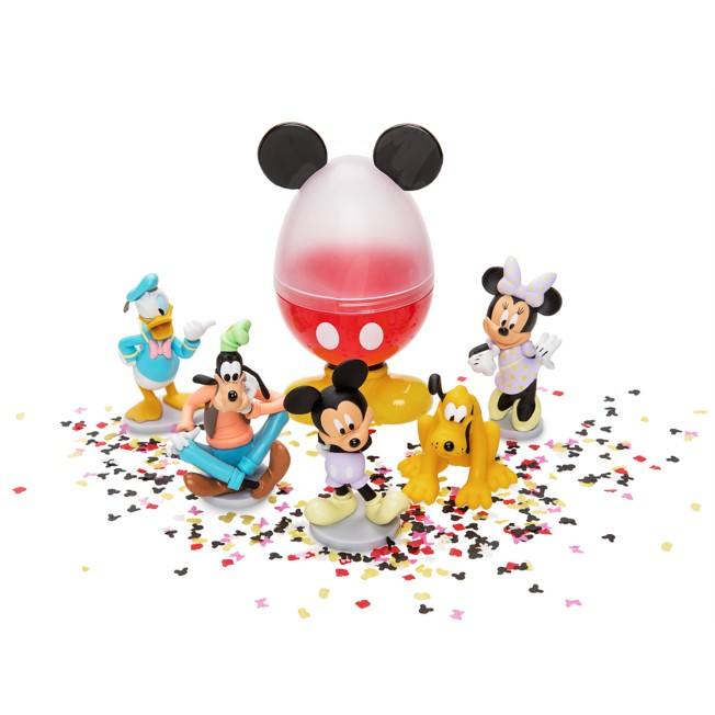 Mickey Mouse and Friends Mystery Figure Easter Egg ...