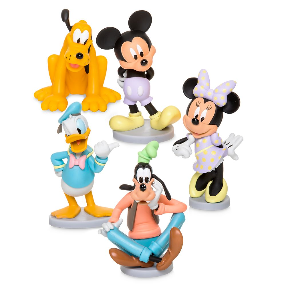 Mickey Mouse and Friends Mystery Figure Easter Egg