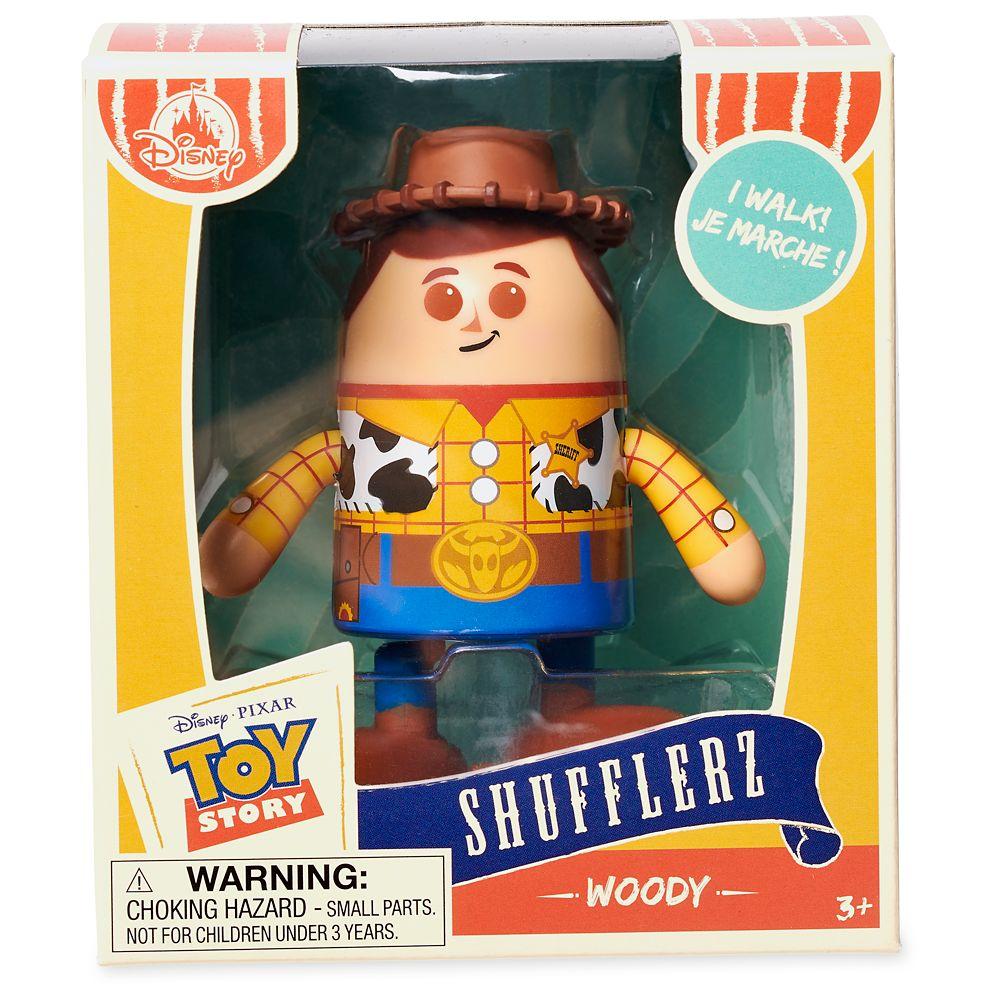 Woody Shufflerz Walking Figure  Toy Story Official shopDisney
