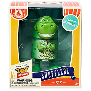 Rex Shufflerz Walking Figure - Toy Story