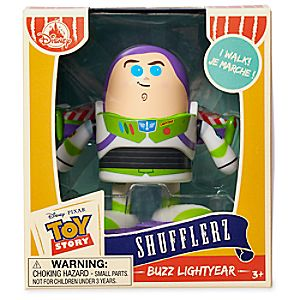Buzz Lightyear Shufflerz Walking Figure - Toy Story